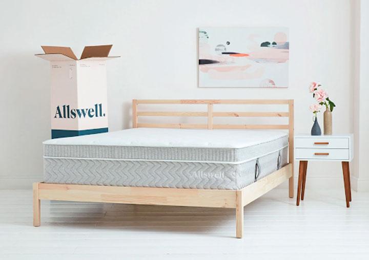 Allswell Luxe mattress