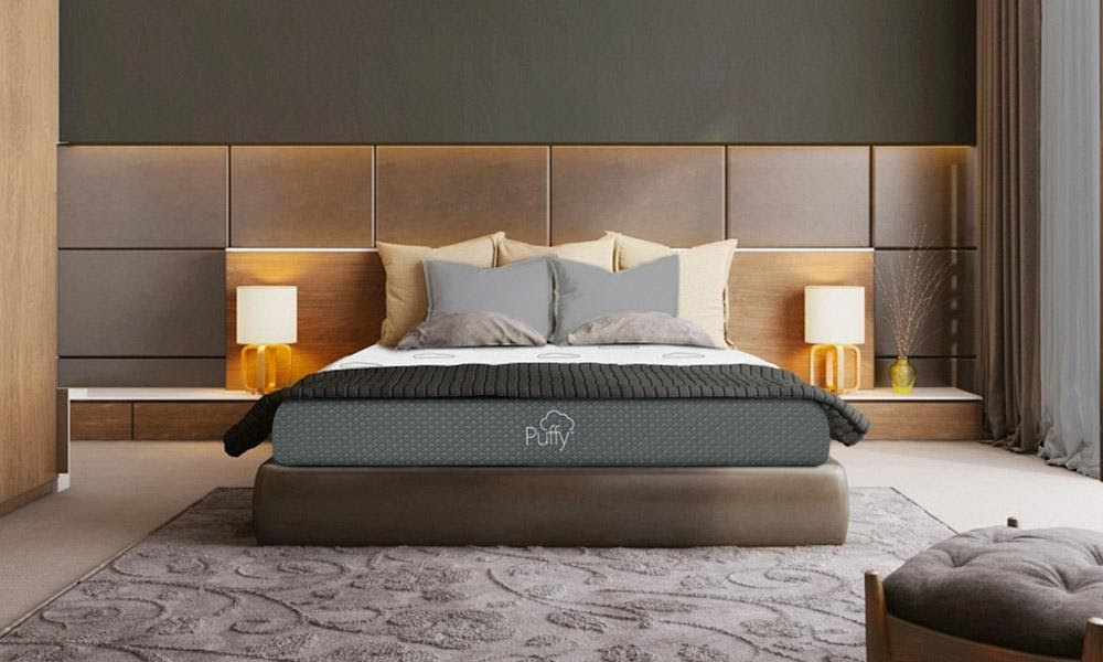 puffy most comfortable mattress